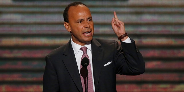 Illinois Rep. Luis Gutierrez came out against a fellow Democratic incumbent.