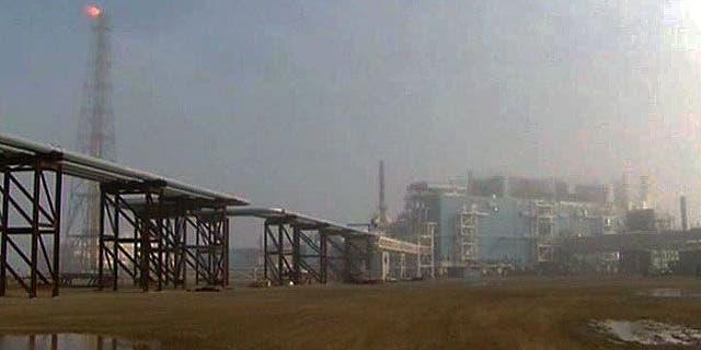 An oil refinery in Alaska (Fox News)