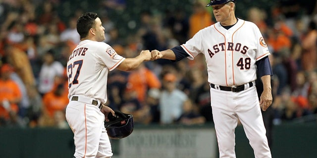 Rich Dauer announced in November he would be retiring from his position as the first base coach of the Houston Astros.