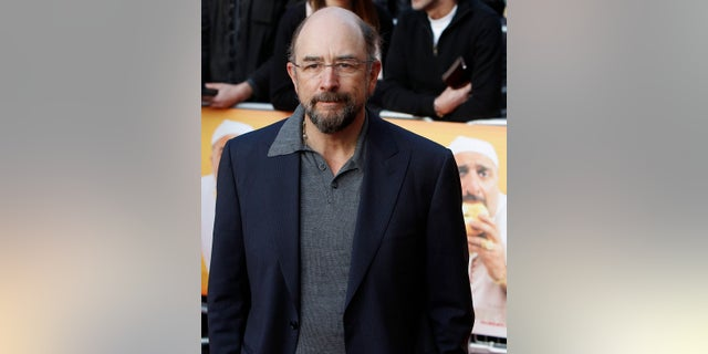 """Actor Richard Schiff discussed the rumors of a possible reboot of """"The West Wing."""""""