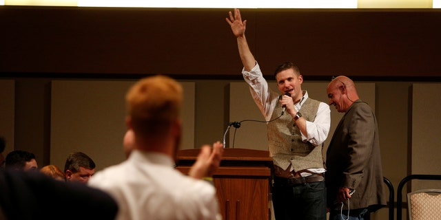 UF cited safety concerns for refusing to lease space to Spencer, leader of a white nationalist group.