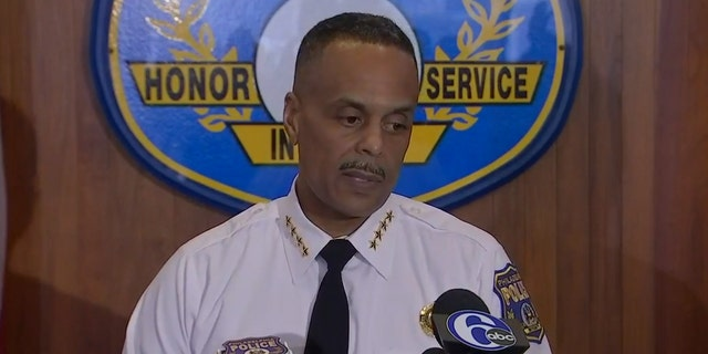 "Philadelphia Police Commissioner Richard Ross apologized over the wording he used in a previous statement. ""I should have said the officers acted within the scope of the law, and not that they didn't do anything wrong,"" he said."