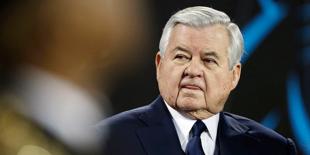 Carolina Panthers owner Jerry Richardson was being investigated for alleged workplace misconduct.