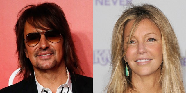 Richie Sambora says he will 'always be there' for ex-wife Heather Locklear and their daughter Ava.