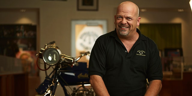 Rick Harrison is the co-founder and co-owner of the World Famous Gold & Silver Pawn Shop.