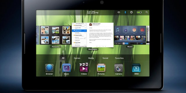 RIM says RIP to its Playbook tablet.