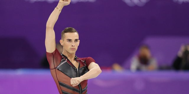 "Figure skater Adam Rippon has said he has ""no desire to go to the White House."""