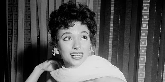 A young Rita Moreno.