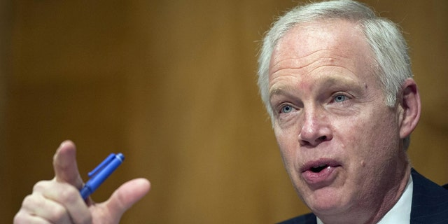 Sen. Ron Johnson is demanding documents regarding the FBI's 2016 interactions with a lawyer working for the Democratic National Committee and Clinton campaign who provided information on Russian meddling.