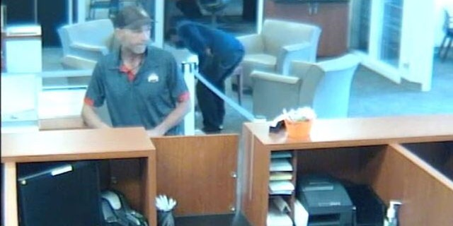Menser demanded more money from the bank teller, who tricked him in giving his ID.