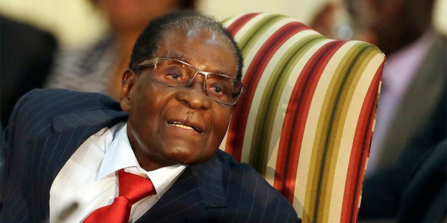 Robert Mugabe has been the leader of Zimbabwe since the 1980s.