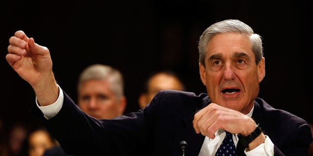 Robert Mueller served as the FBI's sixth director.
