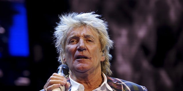 Rod Stewart was knighted by the Queen and can refer to himself as Sir Rod.