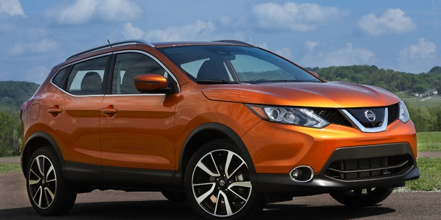 The Qashqai is sold in the U.S. as the Rogue Sport