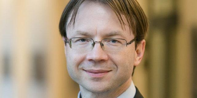 Rolandas Krisciunas, Lithuania ambassador to the U.S.