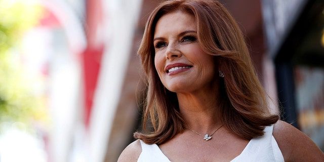 Roma Downey aims to inspire her fans with her new feel good news site Lightworkers.com
