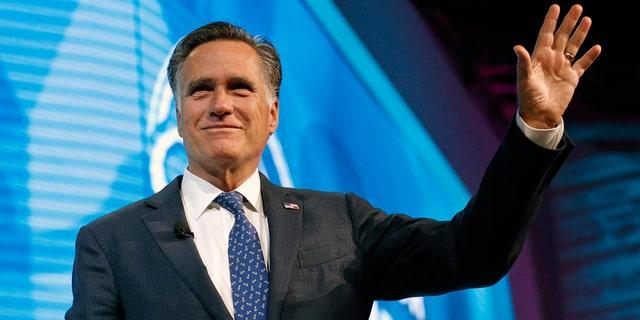 Mitt Romney. (Associated Press)