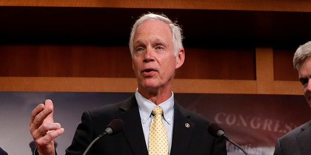 Chairman of the Senate Homeland Security Committee Ron Johnson, R-Wis., released new text messages between FBI officials Peter Strzok and Lisa Page.