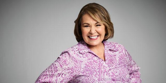 "Roseanne Barr stars in the reboot of ""Roseanne."""