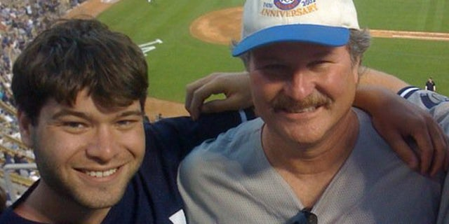 Drew Rosenberg, (l.), was killed by a man his father Don, (r.), believes should not have been in the country.