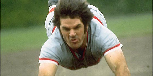 Pete Rose is back in baseball, sort of. His new broadcasting job with Fox Sports allows him to talk about the game he loves, but he still can't enter clubhouses. (AP)