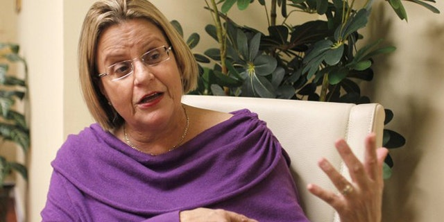 Rep. Ileana Ros-Lehtinen, R-Fla., was not a strong supporter of President Trump.