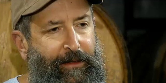 """The beard of Rogue Ales brewmaster John Maier is being used to develop the """"beard beer."""""""