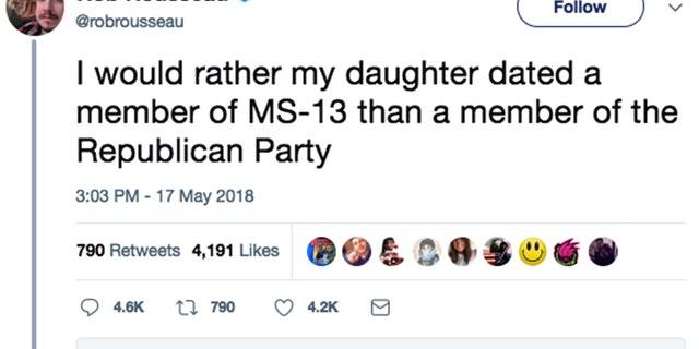 Liberal dating a republican