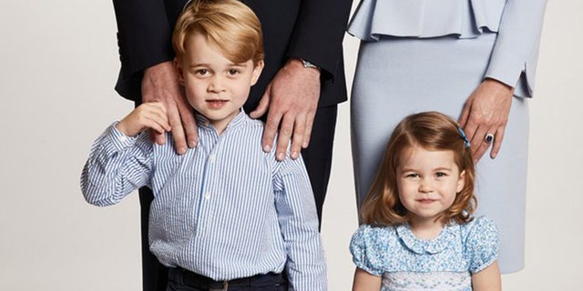 Princess Charlotte and Prince George will be among the bridesmaids and page boys for Prince Harry and Meghan Markle's wedding on May 19th.