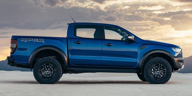 A the coilover rear spring suspension was engineered with high speed off-road driving in mind.