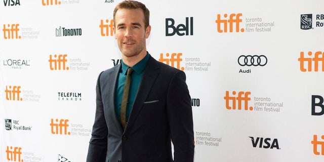 Political News: James Van Der Beek competed on season 28 of 'DWTS.'