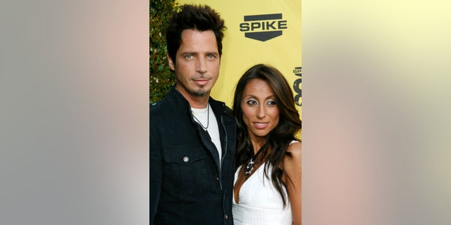 """Vicky Cornell previously said she missed her husband's """"signs of addiction"""" before his death."""