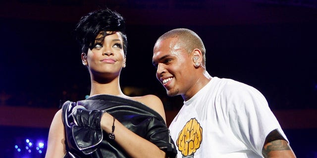 Chris Brown was convicted after assaulting then-girlfriend Rihanna in 2009.