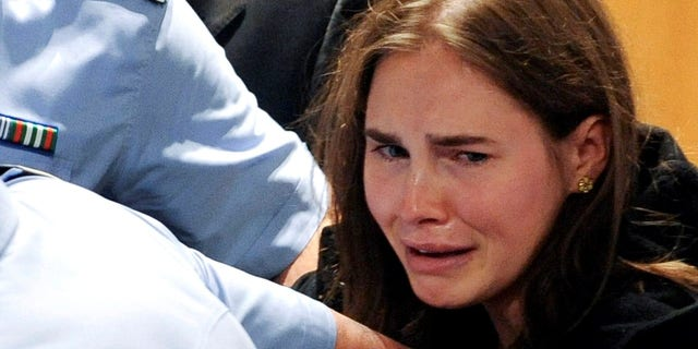 "Amanda Knox was dubbed ""Foxy Knoxy"" during her trial for the 2007 murder of her roommate."