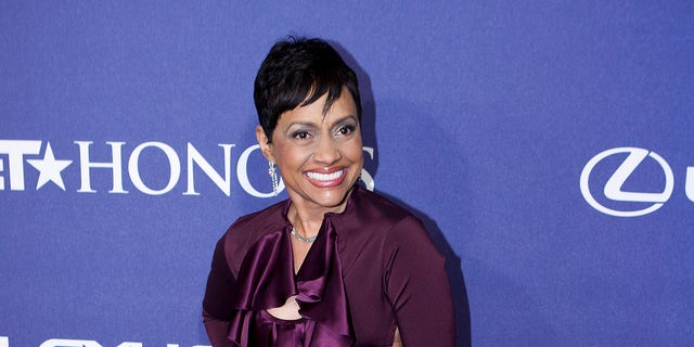 Judge Glenda Hatchett in 2012.