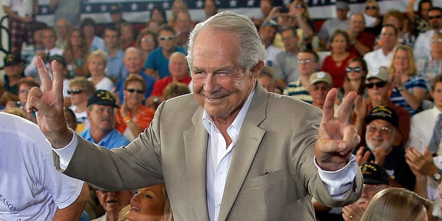 Evangelical Christian leader Pat Robertson has predicted the supposed end of the world multiple times.