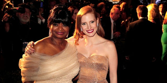 Octavia Spencer and Jessica Chastain are working together for an upcoming comedy.