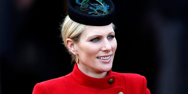 Zara Tindall is the only daughter of Princess Anne.