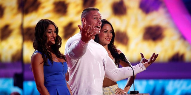 """Brie Bella said she will always love John Cena """"like a brother"""" amid his split with sister Nikke Bella."""