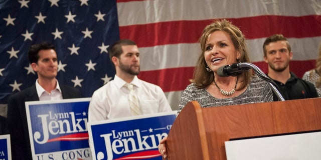 Thought to be a candidate for governor in Kansas, Rep. Lynn Jenkins instead said she'll be returning to the private sector.