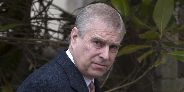 Prince Andrew has stepped down from his royal duties.