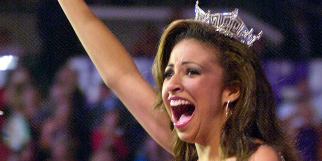 Erika Harold, the 2003 Miss America winner, is running for Illinois attorney general as a Republican.