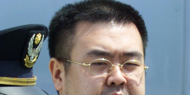 Kim Jong Nam, the half-brother of North Korean dictator Kim Jong Un.