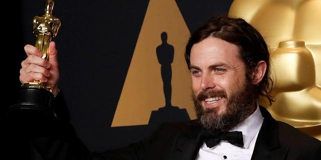 Casey Affleck won an Oscar for best actor in 2016.