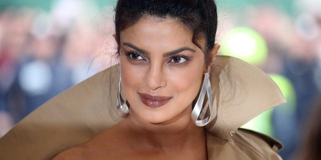 Priyanka Chopra said she was dropped from a movie role last year because of her skin color.