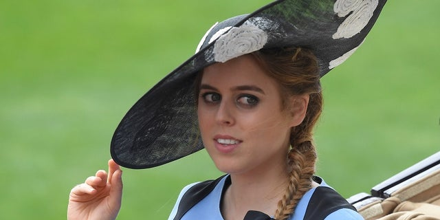 Princes Beatrice, 29, is Prince Andrew's oldest daughter.