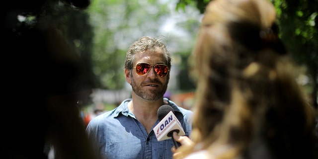 Mike Cernovich is scheduled to speak at Columbia University on Oct. 30.