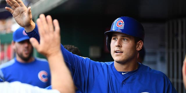 Anthony Rizzo helped nurses and healthcare workers at children's hospitals in Illinois and Florida.