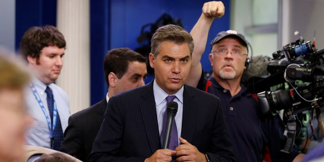 CNN Chief White house Correspondent Jim Acosta has emerged as a key figure of the anti-Trump media.
