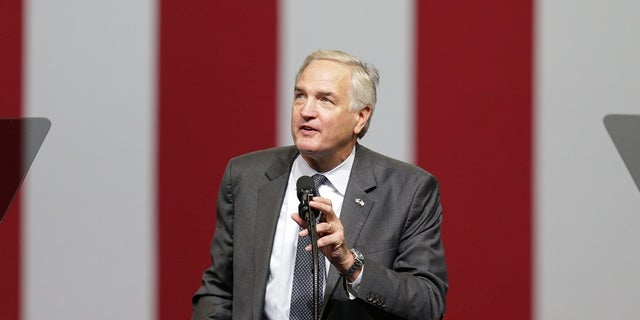Sen. Luther Strange, R-Ala., lost the special primary election earlier this year to Roy Moore.